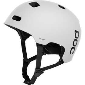 POC Crane Casco, matt white